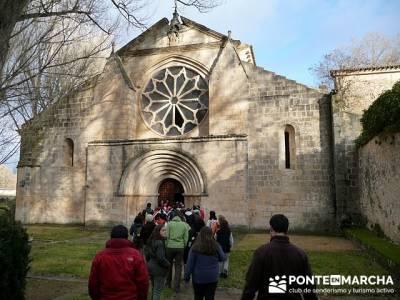 Santa María la Real de Sacramenia - Coto de San Bernardo - viaje cultural; viajes abril